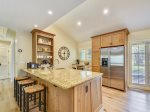 Renovated Kitchen at 35 South Sea Pines