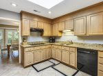 Fully Equipped Kitchen at 15 Deer Run Lane