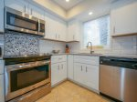 Kitchen with Stainless Steel Appliances at 827 Ketch Court