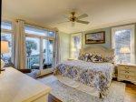 Guest Room with Queen Bed at 95 Dune Lane