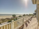 Top Deck with Ocean Views at 95 Dune Lane