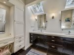 Master Bathroom with Double Vanity at 37 Heritage Road