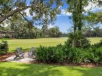 Open Views of the Golf Course in Sea Pines from 28 Stoney Creek