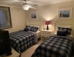 Guest Room with 1 Queen and 1 Twin Bed at 4401 Island Club