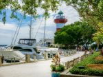 683 Mariners Way is steps to Beautiful Harbour Town Lighthouse, Shops and Restaurants
