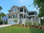 29 Pelican is a Brand New 7Br Home, Just 3 Rows Back from the Beach