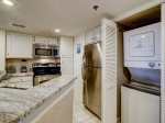 Kitchen with Washer and Dryer at 3232 Villamare