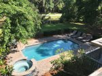 152 North Sea Pines Private Pool and Backyard