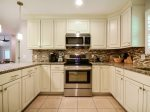 Updated Kitchen at 152 N Sea Pines Drive