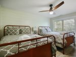 Guest Bedroom with Two Queen Beds at 9 Lighthouse Road