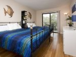 Guest Bedroom with Two Full Beds at 513 Ocean Walk