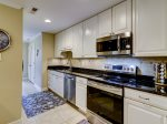 Kitchen with Stainless Steel Appliances at 305 Golfmaster