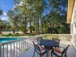 Views of Heron Point Golf Course from 1 Twin Pines in Sea Pines