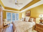 Guest Bedroom with King Bed at 8133 Wendover Dunes