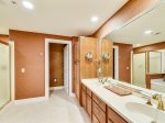 Guest Bathroom with Double Vanity at 8133 Wendover Dunes