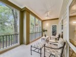 Screened Porch at 8133 Wendover Dunes