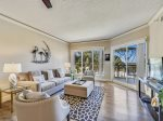 Beautiful Pool and Ocean Views from Private Balcony at 205 Windsor Place