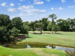 Beautiful Golf Course Views from Private Balcony at 184 Twin Oaks