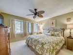 Master Bedroom with King Bed at 231 Turnberry