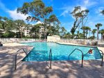Oceanfront Community Pool at Barrington