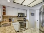 Kitchen with Stainless Steel Appliances at 406 Barrington Arms