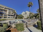 Beautiful Private Balcony with Ocean and Pool Views at 443 Captains Walk