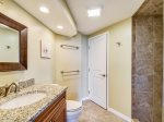 Master Bathroom with Walk-in Shower at 510 Barrington Court