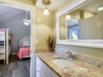 Jack n Jill Bath with Shower / Tub Combo at 675 Queens Grant