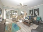 Newly Renovated in 2018 Beautiful Two Bedroom at 106 Windsor Place in Palmetto Dunes