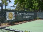 One Hour of Free Tennis per day at the Palmetto Dunes Tennis Center