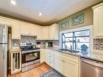Upgraded Kitchen with Granite Counters at 11 Sea Oak Lane