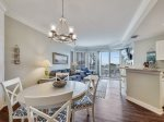 Dining Area with Seating for Five at 1204 Sea Crest