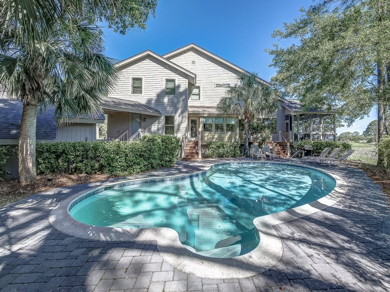 Astounding Hilton Head Island South Carolina Sea Pines 5 Bedroom Home Remodeling Inspirations Cosmcuboardxyz