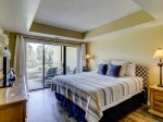 Master Bedroom with King Bed  at 135 Shorewood