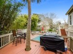 Enjoy Outdoor Dining at 13 Myrtle Lane