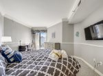 Master Bedroom with King Bed at 1404 Sea Crest