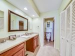 Master Bathroom Vanity at 1414 South Beach Villa