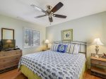 This Twin bedroom also have a flat panel TV  - 1415 South Beach Villa