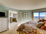 Master Bedroom with Ocean Views at 1501 Villamare