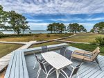 Views of Calibogue Sound at 15 Lands End Road