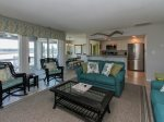Open Floor Plan at 16 Lands End Court