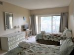 Guest Bedroom with Two Twin Beds at 1834 Beachside Tennis