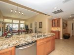 Open Kitchen at 1877 Beachside Tennis