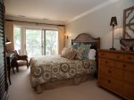 Master Bedroom with Balcony Access at 1882 Beachside Tennis
