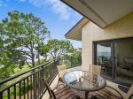 Balcony with Views of the Calibogue Sound