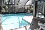 Screened Porch over Pool at 191 Mooring Buoy