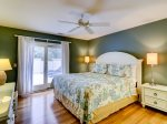 1 Gadwall - Master Bedroom with King Bed