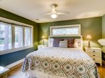 King Guest Room at 1 Gadwall