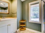 1 Gadwall - Hall Bath for King Bedroom with Enclosed Shower