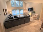 Living Room with Pool Access at 1 Gadwall